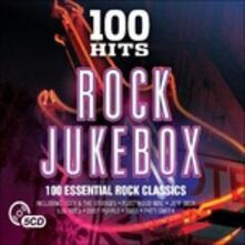 100 Hits. Rock Jukebox - CD Audio