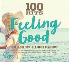 100 Hits. Feeling Good - CD Audio