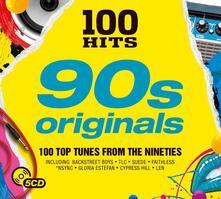 100 Hits. 90s Originals - CD Audio