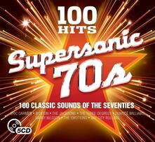 100 Hits. Supersonic 70s - CD Audio