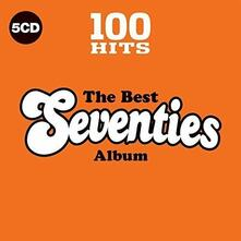 100 Hits - the Best 70s - CD Audio