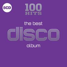 100 Hits. The Best Disco Album - CD Audio