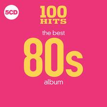 100 Hits. The Best 80s Album - CD Audio