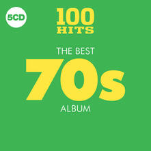 100 Hits. The Best 70s Album - CD Audio