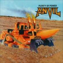 Plenty of Power - CD Audio di Anvil