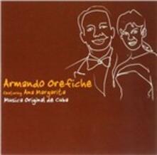 Musica original de Cuba - CD Audio di Armando Orefiche