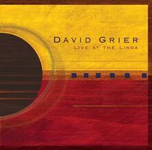 Live at the Linda - CD Audio di David Grier