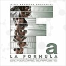 Pina Records. La Formula - CD Audio