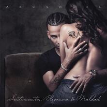 Sentimiento Elegancia Y - CD Audio di Arcangel