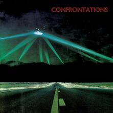 Confrontations - CD Audio di Umberto
