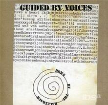 Down By The - CD Audio Singolo di Guided by Voices
