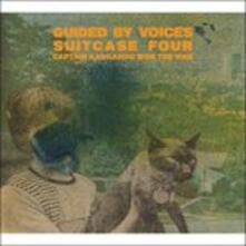 Suitcase 4. Captain - CD Audio di Guided by Voices