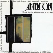 Anticon Presents Music - CD Audio