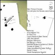 New Thing at Novara - CD Audio