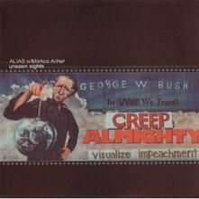 Unseen Sights - CD Audio di Alias