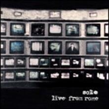 Live from Rome - CD Audio di Sole