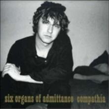 Compathia - CD Audio di Six Organs of Admittance
