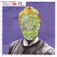 Travistan - CD Audio di Travis Morrison