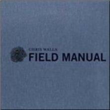 Field Manual - CD Audio di Chris Walla