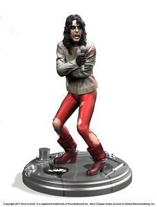 Rock Iconz Alice Cooper I Statue