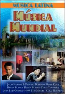 Musica Mundial - DVD