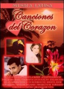 Canciones Del Corazon - DVD