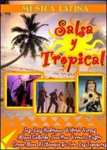 Salsa Y Tropical - DVD