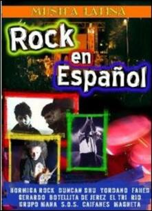 Rock En Espanol - DVD