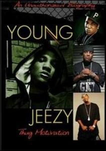 Young Jeezy. Thug Motivation - DVD