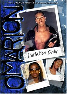 Omarion. Invitation Only (DVD) - DVD di Omarion