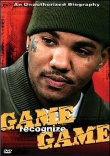 Game. Game Recognize Unauthorized - DVD