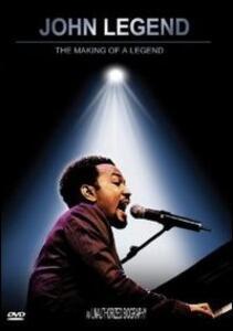 John Legend. Making Of A Legend Unauthorized - DVD