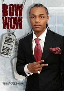 Bow Wow. Dog Tag & Papers Included - DVD