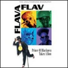Flavor Flav. Prince Of Blackness Takes A Bow - DVD
