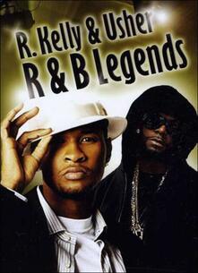 R. Kelly. R & B Legends (DVD) - DVD di R. Kelly