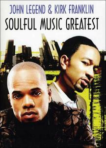 John Legend. Soulful Music Greatest - DVD