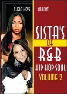 Alicia Keys. Sista's Of R&b Hip Hop Soul Vol. 2 (2 DVD) - DVD