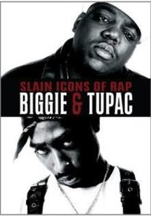 Martin Sirena. Slain Icons Of Rap: Tupa (DVD) - DVD