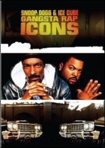 Snoop Dogg & Icecube. Gangsta Rap Icons: Snoop - DVD