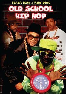 Run DNC. Old School Hip Hop (DVD) - DVD di Run DMC