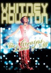 Whitney Houston. Greatest Love Of All - DVD