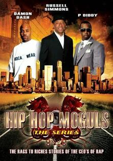 Hip Hop Moguls. The Rags To Riches Stories Of The Ceos Of Rap - DVD