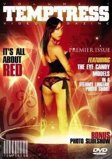 Temptress Video Magazine. Vol. 1 - DVD