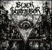 The Forbidden Gates Beyond - CD Audio di Black September