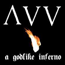 A Goldlike Inferno - CD Audio di Ancient Vvisdom