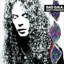 Bad Dna - CD Audio di Marty Friedman