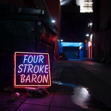 Planet Silver Screen - CD Audio di Four Stroke Baron