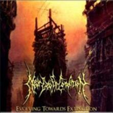 Evolving Towards Extinction - CD Audio di Near Death Condition