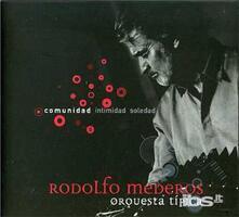 Comunidad - CD Audio di Rodolfo Mederos