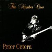 Number Ones - CD Audio di Peter Cetera